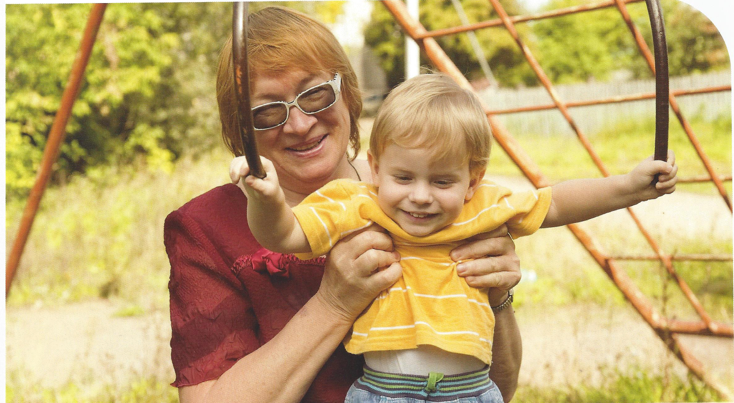 Сех бабушка с вунукам 2 фотография